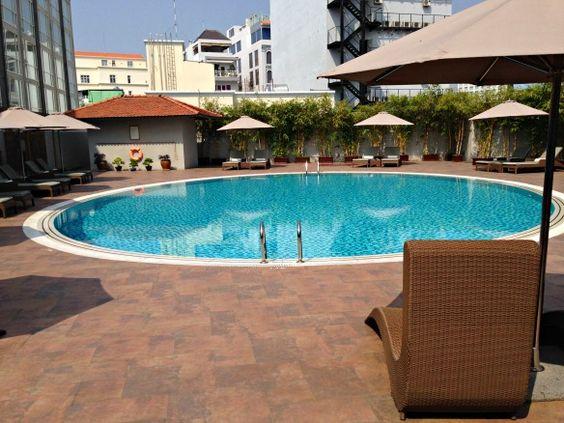 Mövenpick Hotel Saigon – 5 Sterne Hotel in Ho Chi Minh City #vietnam #saigon #hochiminhcity #hotel