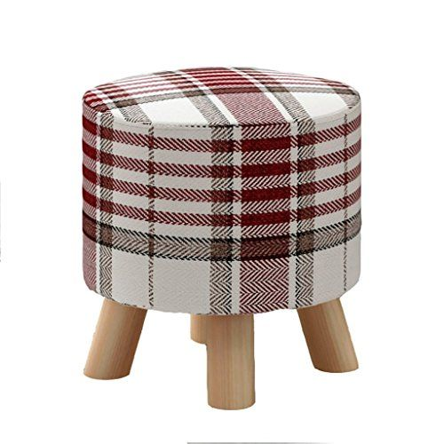 Luhen Solid Wood Stool Shoes For The Fashion Stool Creative Shoes Stool Sofa Stool Small Stool Stools Color E