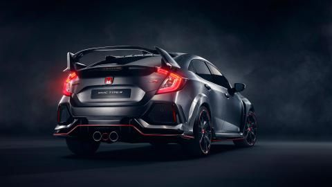 The New Honda Civic Type R Is Here And It Wants A Ring Record Honda Civic Type R Honda Civic New Honda