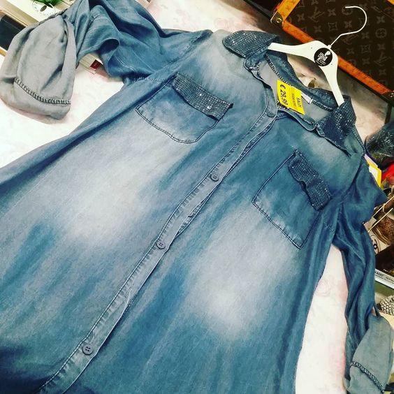 #abito  #prendisole #jeans listino 89euro a saldo 29euro #FUORITUTTO