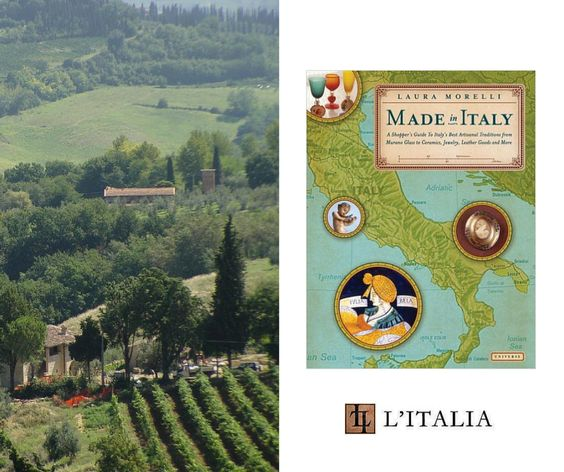 Tour Italy's handmade treasures in Made in Italy: A Shopper's Guide - Shop at L'Italia: