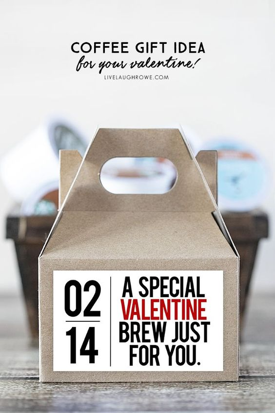 Coffee Gift Idea for Valentine's Day | Live Laugh Rowe | Bloglovin':