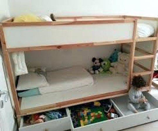 Best Totally Free Coole Ikea Kura Betten Ideen Fur Ihre