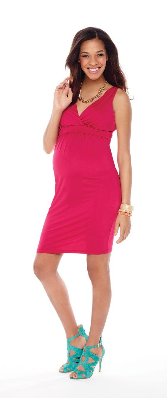 thyme maternity dress robe thyme maternit maternity fashion mode de maternit. Black Bedroom Furniture Sets. Home Design Ideas