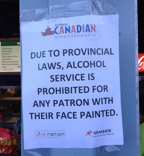 Funniest Signs Canada