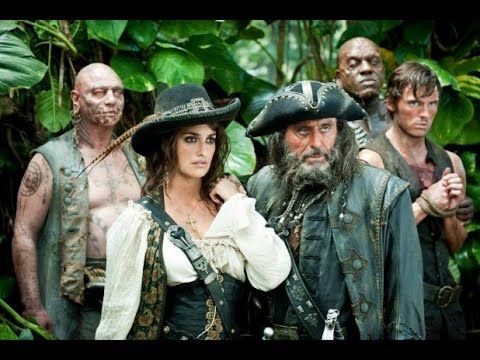 Pirates Of The Carribean Movie Scenes Hill Jumping Clips In Hindi