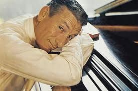 Bond is actually supposed to look like musician Hoagy Carmichael.