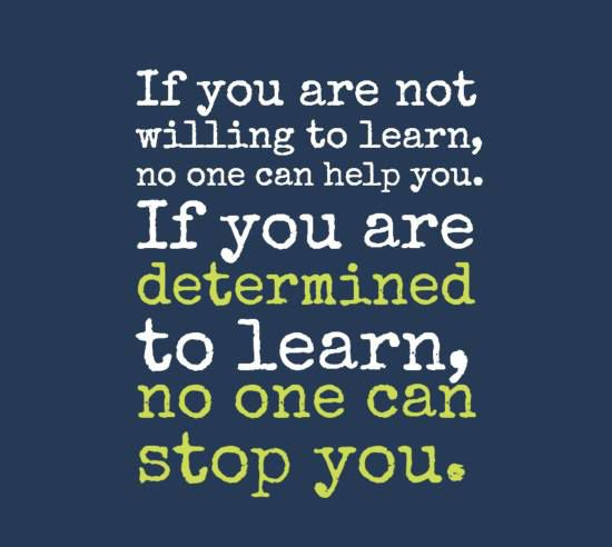another inspirational quote for young learners teacher