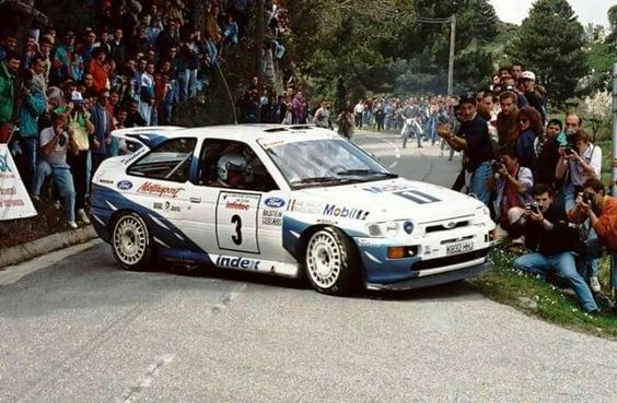 Ford Escort Cosworth, Group B