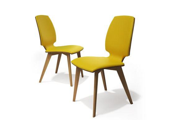 FINN Gepolsterter Stuhl by sixay furniture
