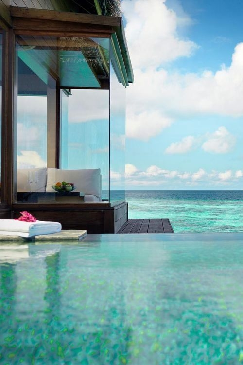 This looks like the perfect place to escape too...