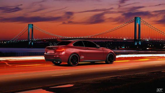 Padrão FF | #BMW 2series 2014 #3DTuning #tuning