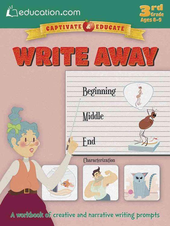 Write Away: 3rd Grade