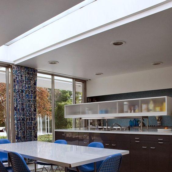 Saarinen Miller House Kitchen