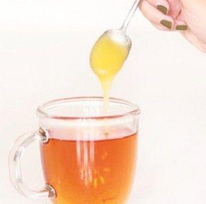Apple Cider Vinegar and Honey Gargle recipe for sore throat
