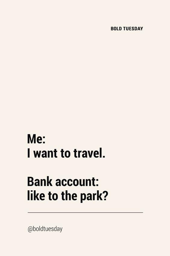 Unique, funny travel quotes
