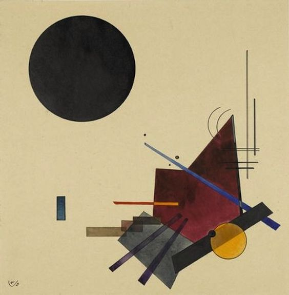 Wassily Kandinsky- what would be a good paper/essay title?