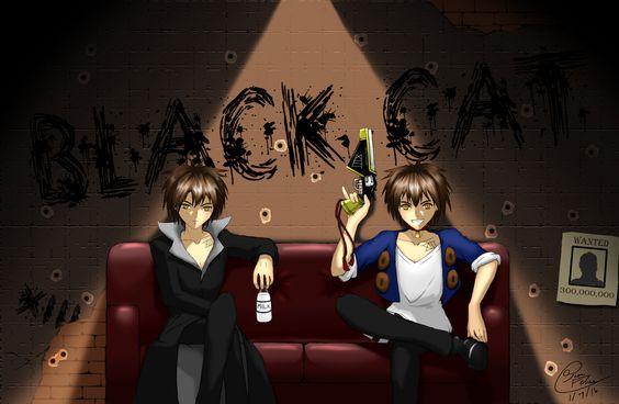 トレイン=ハートネット (BLACK CAT) [1]