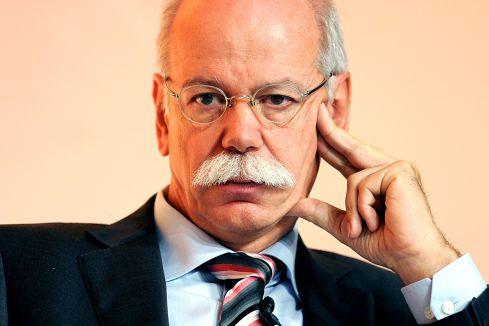 Daimler-Chef Dieter Zetsche: Ich kann auch mit fünf Millionen gut leben - YiGG.de