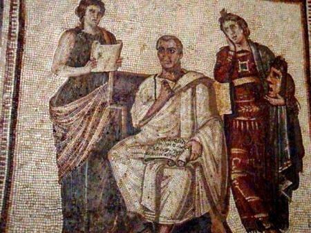 Literatura romana sobre sexualidad abarca desde textos legales a tratados de medicina, poesía, oratoria, fiolosofía..