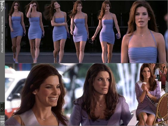 Sandra Bullock. I LMAO every time I watch Miss Congeniality and The Proposal.
