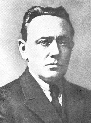 Today is the birthday of Jurgis Baltrušaitis, born in 1873. He was a Lithuanian Symbolist poet and translator, who wrote his works in Lithuanian and Russian. In addition to his important contributions to Lithuanian literature, he was noted as a political activist and diplomat. Himself one of the foremost exponents of iconology, he was the father of art historian and critic Jurgis Baltrušaitis Jr.
