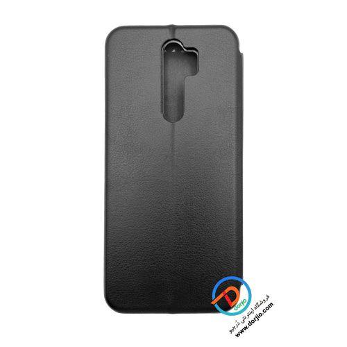 فلیپ کاور چرمی شیائومی ردمی نوت 8 پرو 4 Xiaomi Note 8 Notes