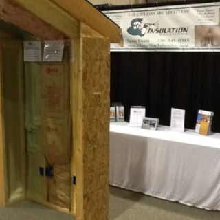 2012 Triad Home & Garden Show - Energy Solutions booth