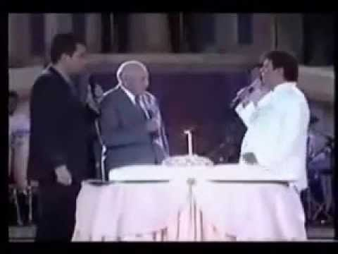Juan Gabriel Y Simon Diaz (Caballo Viejo) . Homenaje a Simón Díaz, #MaestroQueHizoHistoria.