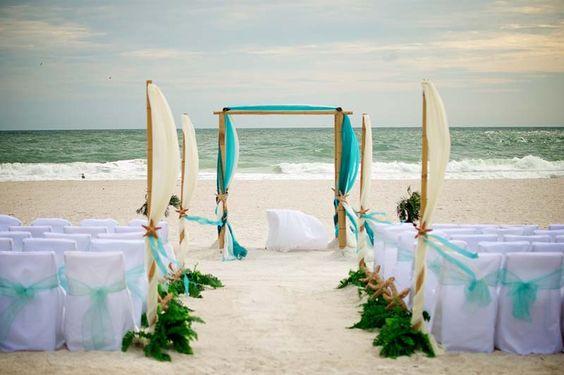 Tropical Sea Collection - Sand Petal Weddings