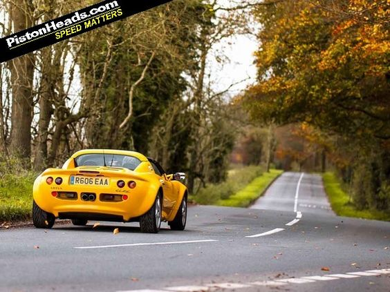 Lotus Elise at 20: PH Heroes | PistonHeads