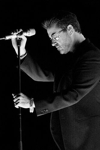 George Michael   by Ryan O., via Flickr  this gentleman has a superb voice and is a talented musician all around
