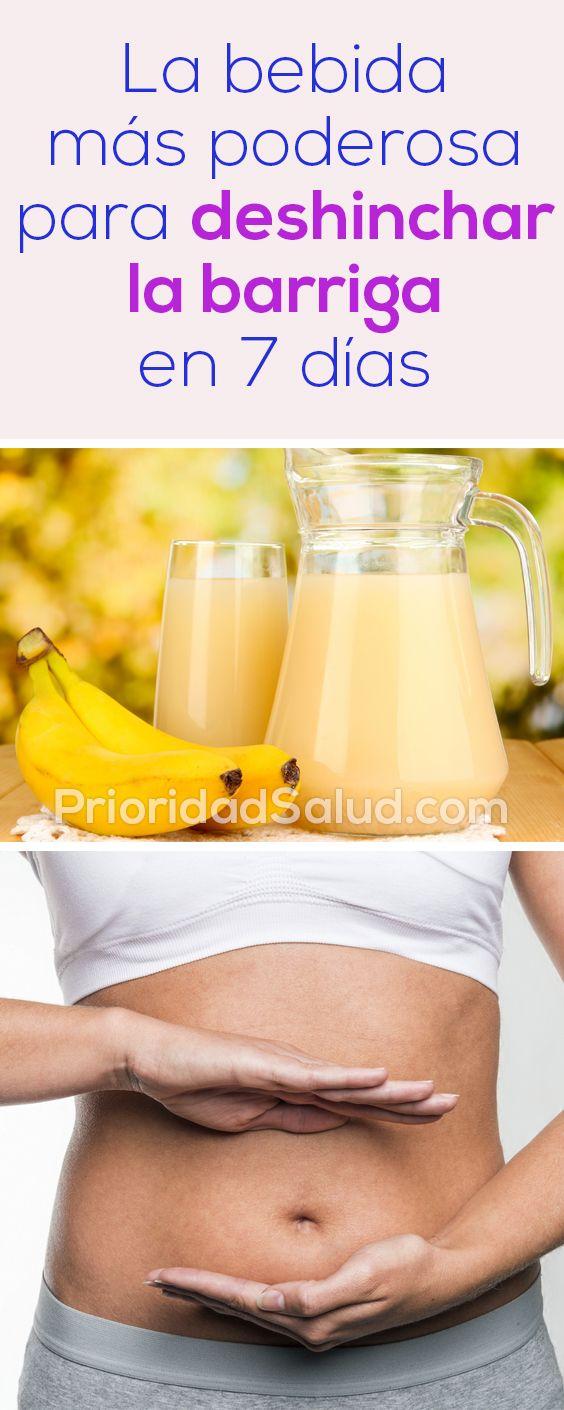 dieta para eliminar barriga hinchada