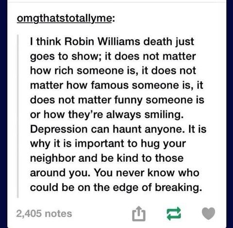You never know the whole story.. Please be kind to everyone