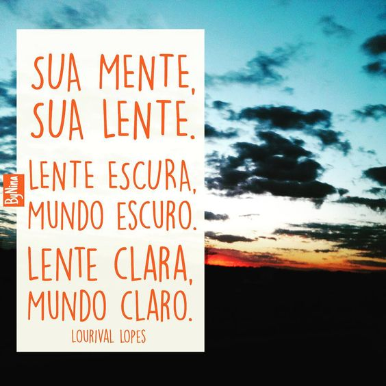 Clareia!!! #frases #textos #sementesdefelicidade #mente #pensamentopositivo #namaste #instabynina