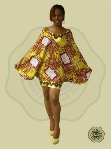 Modele de robe en pagne uniwax couture pinterest for Couture de kita pagne