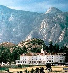 The famous Stanley Hotel in Estes Park, CO. Stephen King wrote The Shining here and based it on the hotel. Ghost stories abound on the tour. Besides all that it is a beautiful and grand place to stay or visit.