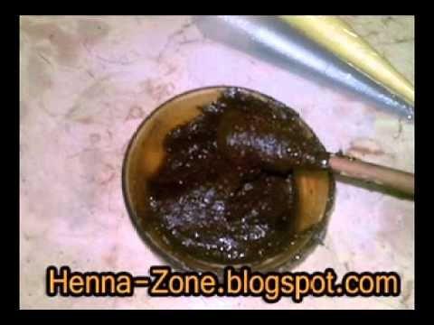 تحضير الحناء السوداء السودانية و طريقة عمل القمع Hair Beauty Food Desserts