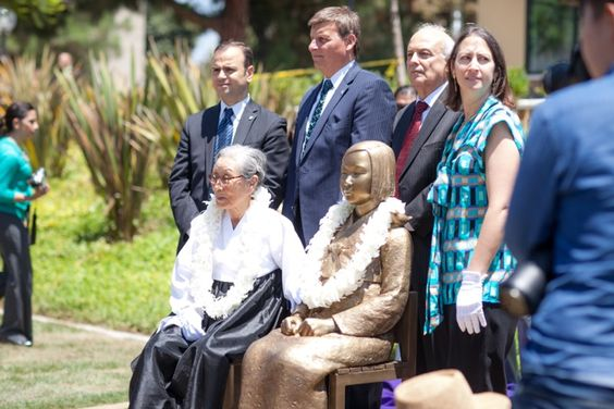 U.S. Federal Court Rules 'Comfort Women' Monument in Glendale Does Not Violate Constitution | Koogle TV