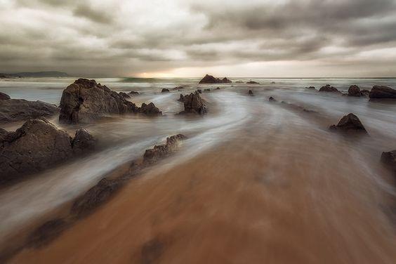 Barrika   LLena de arena, esperemos que algun temporal de es…   Flickr