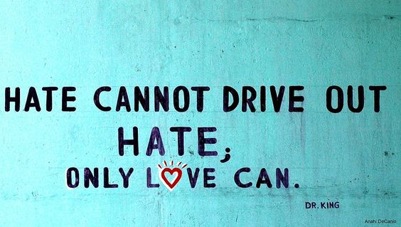 ONLY LOVE CAN - Dr. Martin Luther King Jr. | Flickr - Photo Sharing!