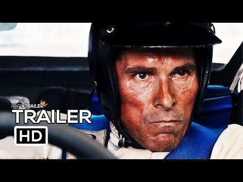 Ford V Ferrari Official Trailer 2019 Christian Bale Matt Damon Movie Hd Youtube