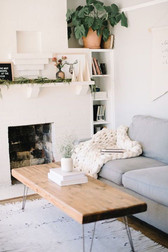 8 Ridiculously Cool Coffee Table Styling Ideas Minimalist Living