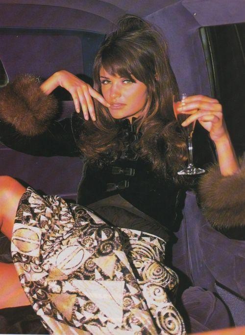 Helena Christensen | 1992