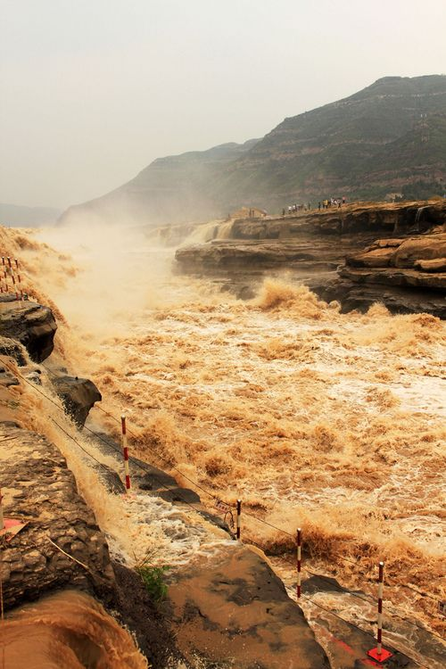 Yellow River, China