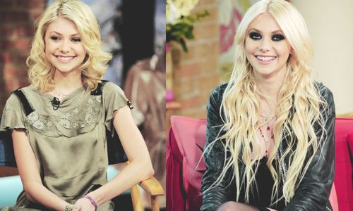 Taylor Momsen- Then & Now | Taylor Momsen/The Pretty ... Taylor Momsen Now