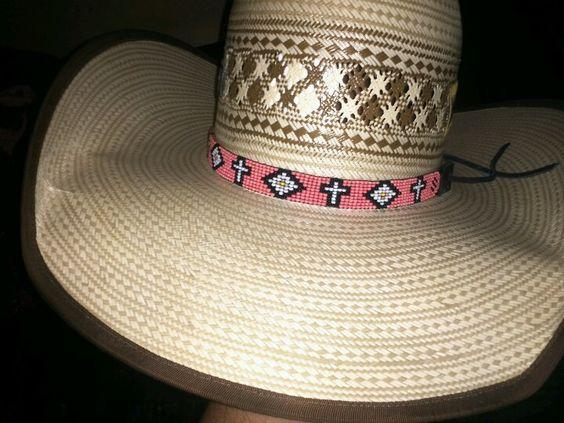 Circle (8) beaded hatbands | Circle (8) beaded hatbands ...
