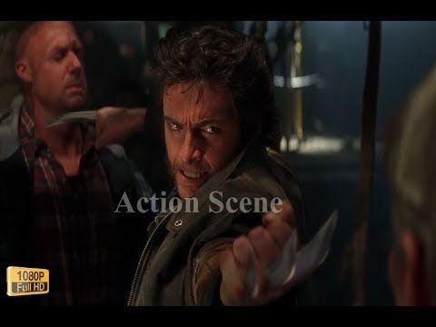 Action Scene Of Hugh Jackman By X Man 1 Movie Clips Youtube Movie Clip Hugh Jackman Bryan Singer