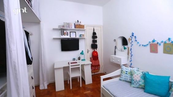 Os móveis da Meu Móvel de Madeira junto com as superdicas de Micaela Góes organizaram um quarto de mãe e filha no Santa Ajuda do GNT. Confira!