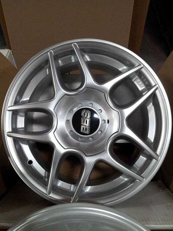 BBs Wheel RZ515 DSK 15x7 4x100 35 | eBay